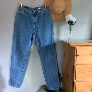 Levi's Jeans - Vintage Levi's 550 Mom Style High Rise Jeans